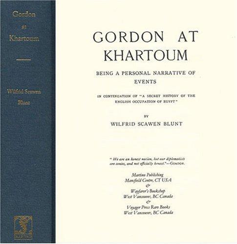 Download Gordon at Khartoum