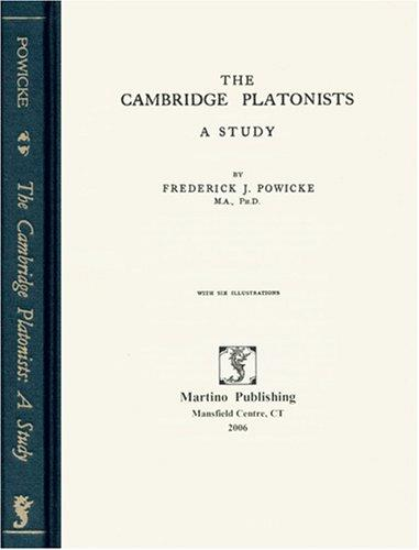 Download The Cambridge Platonists