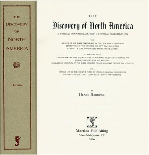 Download Discovery of North America