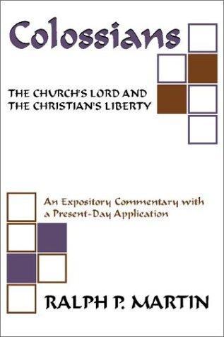 Download Colossians