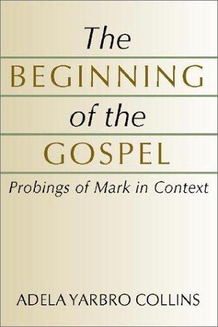 Download Beginning of the Gospel