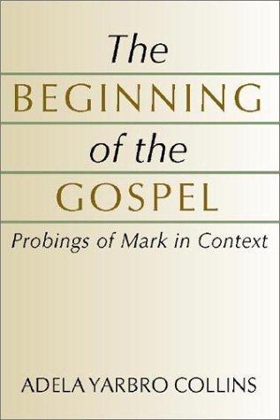 Beginning of the Gospel