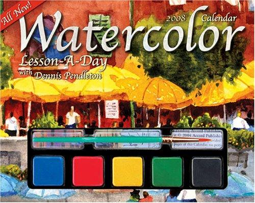 Download Watercolor Lesson-a-Day