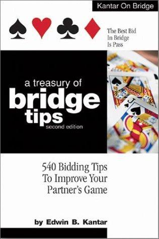 Download A Treasury of Bridge Tips