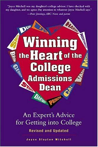 Download Winning the Heart of the College Admissions Dean