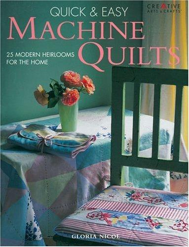 Download Quick & Easy Machine Quilts
