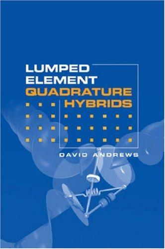 Image for Lumped Element Quadrature Hybrids