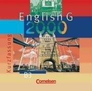 English G 2000, Ausgabe B, 1 Audio-CD zum Schülerbuch (Kurzfassung)
