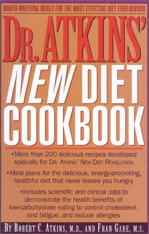 Dr. Atkins' new diet cookbook