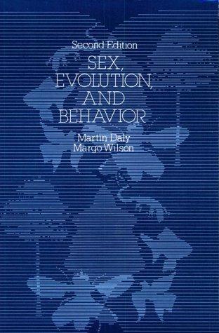 Sex, evolution, and behavior