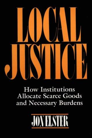 Download Local Justice