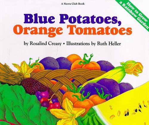 Download Blue potatoes, orange tomatoes