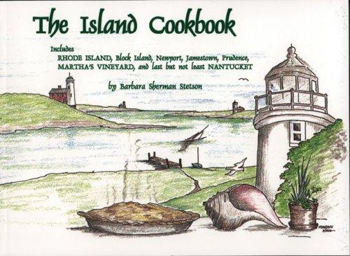 The Island Cookbook, Stetson, Barbara Sherman