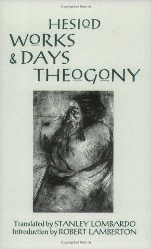 Works and days ; and Theogony