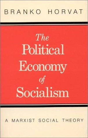Download The political economy of socialism