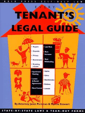 Download Every tenant's legal guide