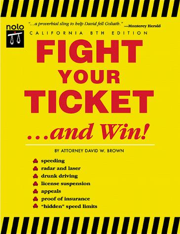 Download Fight your ticket– and win!