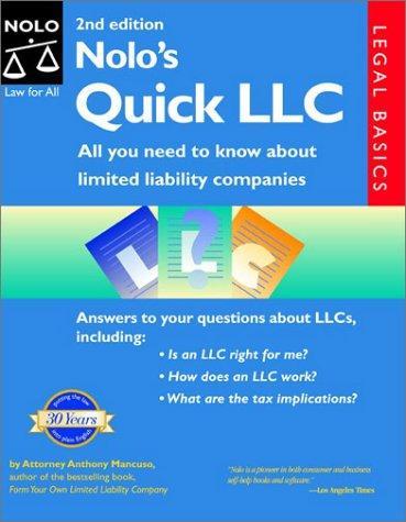 Download Nolo's Quick LLC