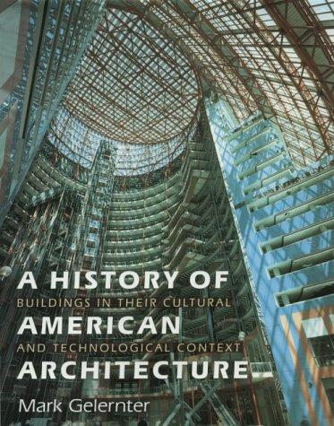 Download A history of American architecture