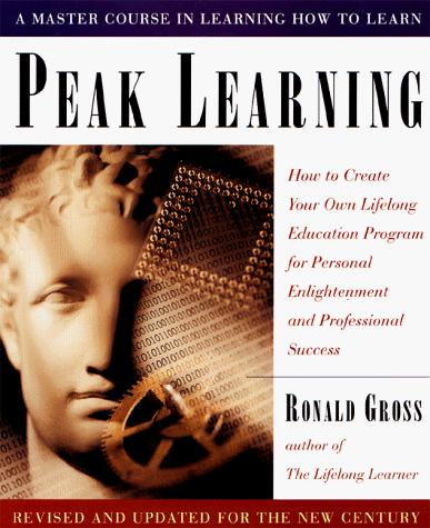 Peak learning by Ronald Gross