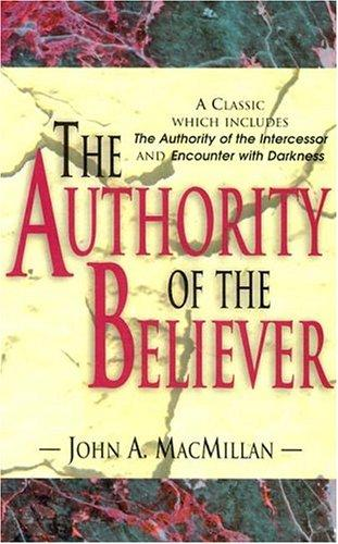 Download The authority of the believer