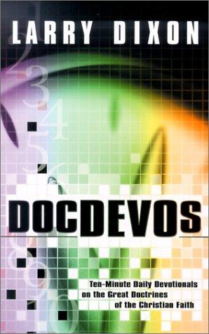 DocDEVOs by Larry Dixon