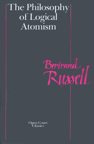 Download The philosophy of logical atomism