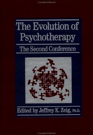 Download The Evolution Of Psychotherapy