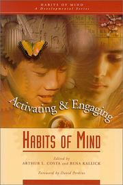 Activating & Engaging (Habits of Mind)