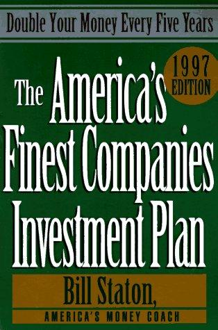 The America's finest companies investment plan