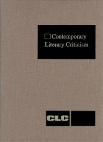 Download Contemporary Literary Criticism