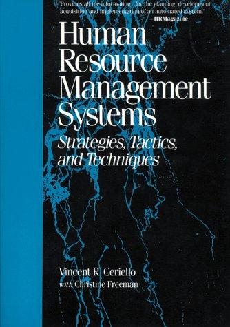 Download Human resource management systems