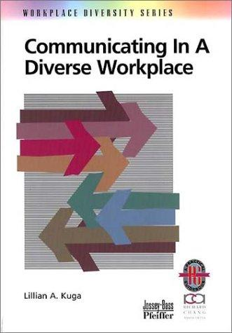 Download Communicating in a diverse workplace