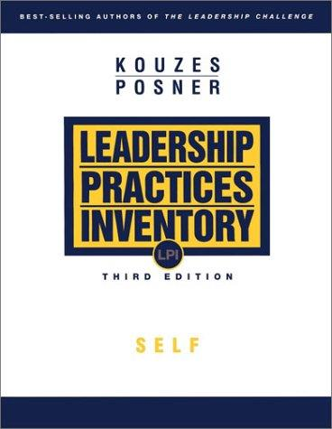 Download The Leadership Practices Inventory (LPI)