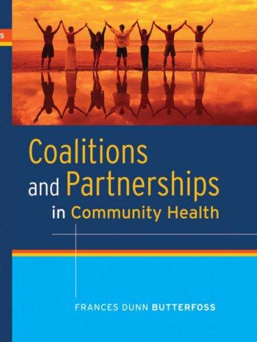 Download Coalitions and Partnerships in Community Health