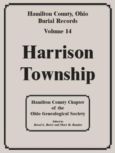 Download Hamilton County, Ohio, Burial Records
