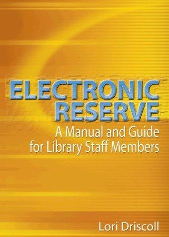 Download Electronic Reserve