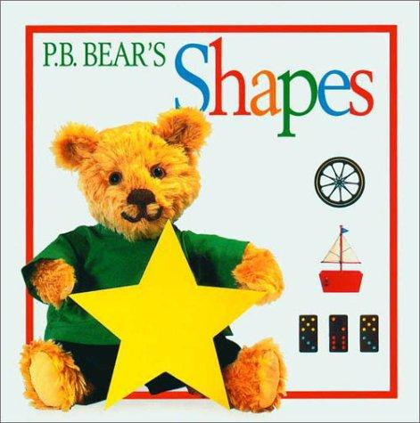 P.B. Bear Board Book