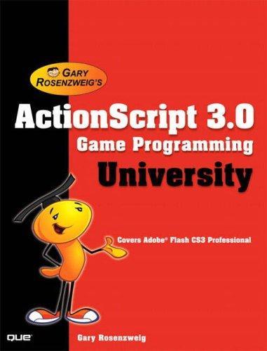 Download ActionScript 3.0 Game Programming University