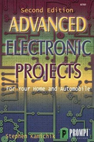 Thumbnail of Advanced Electronics Projects, 2E