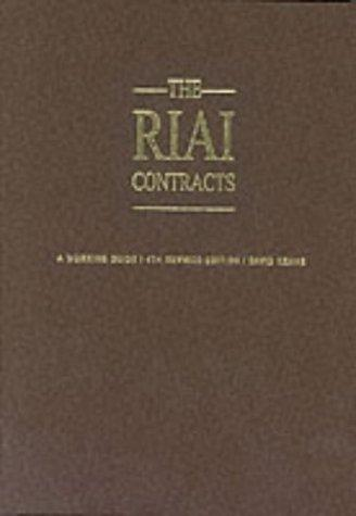 The RIAI Contracts