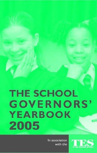 The School Governors' Yearbook