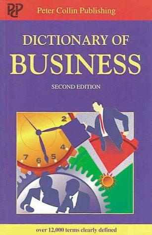 Download Dictionary of Business