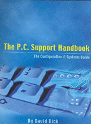 The PC Support Handbook