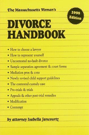 Download The Massachusetts Woman's Divorce Handbook