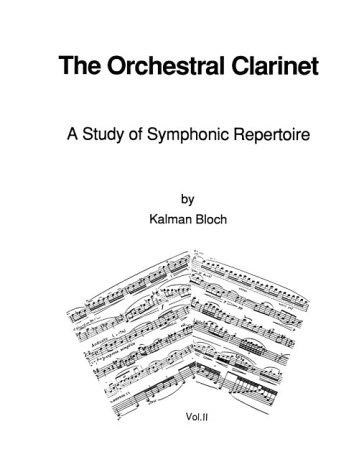Download The Orchestral Clarinet