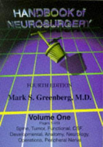 Download Handbook of Neurosurgery