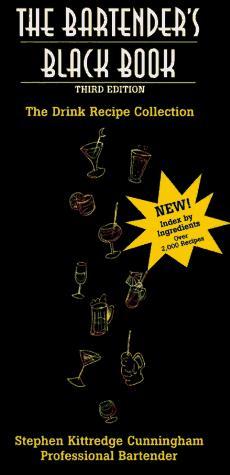 Download The Bartender's Black Book