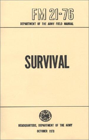 Download US Army Survival Manual