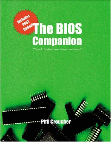 Image for The BIOS Companion: The book that doesn't come with your motherboard!